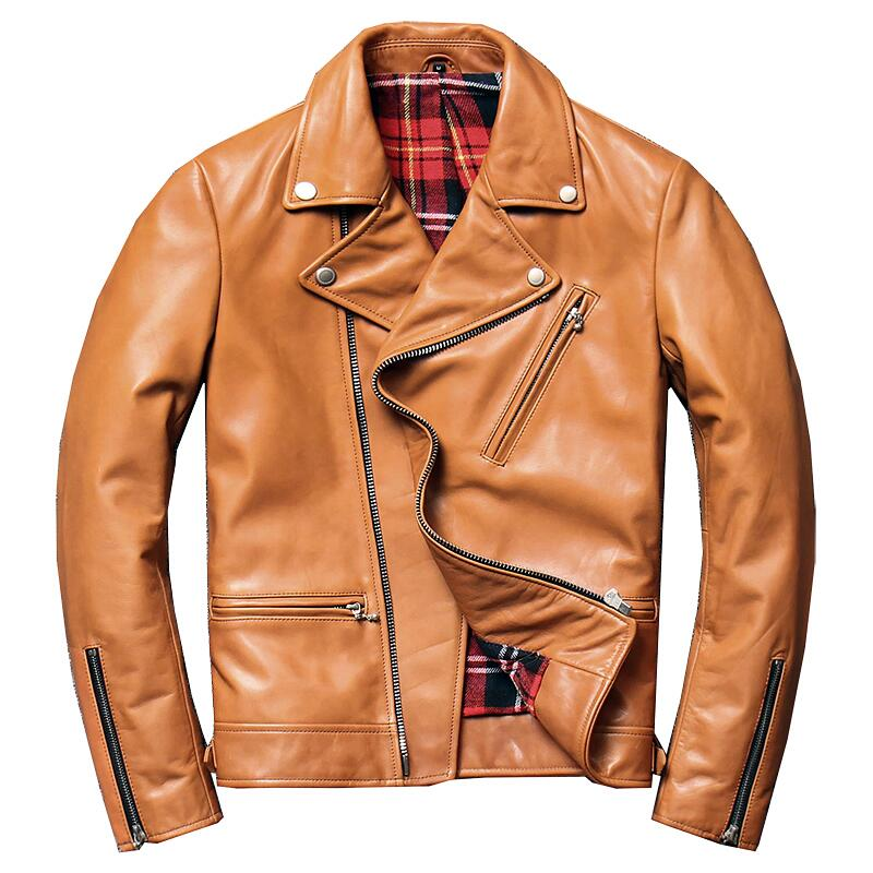 Leather jacket can protect your safety in an accident