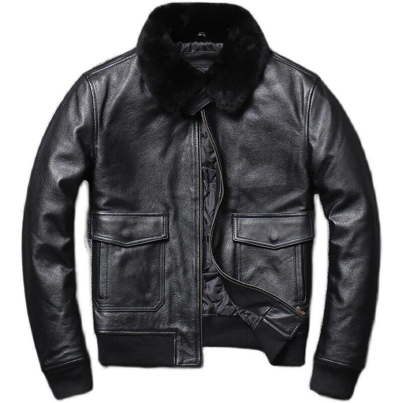 Leather jackets are very durable