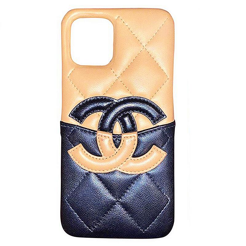Chanel iPhone 13 Pro and iPhone 13 Pro Max cases