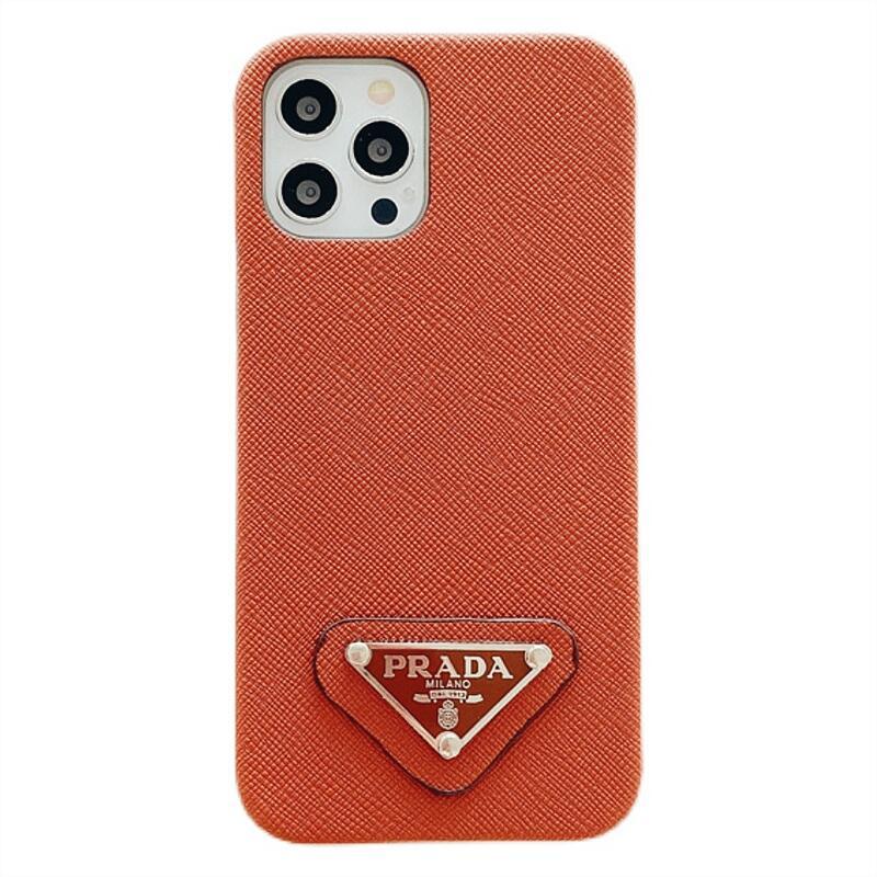 Prada iPhone 13 Pro and iPhone 13 Pro Max cases